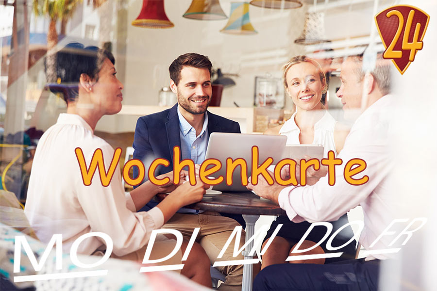 Wochenkarte Autohof - Wernberg Köblitz